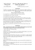 Quyết định số 01/2018/QĐ-UBND tỉnh Tây Ninh