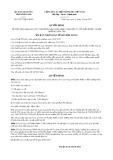 Quyết định số 30/2017/QĐ-UBND tỉnh Vĩnh Long