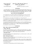 Quyết định số 04/2018/QĐ-UBND tỉnh Điện Biên