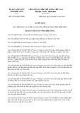 Quyết định số 02/2018/QĐ-UBND tỉnh Đắk Nông