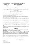 Quyết định số 06/2018/QĐ-UBND tỉnh Hòa Bình