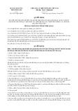 Quyết định số 32/2017/QĐ-UBND tỉnh Vĩnh Long