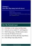 Bài giảng Mạng máy tính: Chương 4 - ThS. Trần Quang Hải Bằng