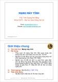 Bài giảng Mạng máy tính: Chương 0 - ThS. Trần Quang Hải Bằng