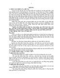 Tóm tắt Luận án Tiến sĩ: Nghiên cứu thành phần bọ phấn họ Aleyrodidae, đặc điểm hình thái, sinh học, sinh thái và biện pháp phòng chống 2 loài bọ phấn Aleurocanthus spiniferus Quaintance, Aleurocanthus woglumi Ashby hại trên cây bưởi Diễn tại Hà Nội