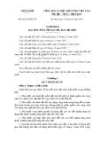 Nghị định Số 46/2014/NĐ-CP