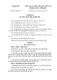 Nghị định Số 45/2014/NĐ-CP
