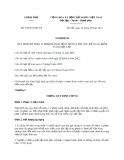Nghị định Số 105/2013/NĐ-CP
