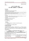 Giáo án Vật lí lớp 10 Bài tập chương 5 - Chất khí