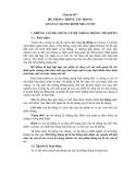 Hệ thống thông tin trong quản lý hành chính nhà nước - Chuyên đề 7