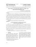 Thực trạng và giải pháp phát triển du lịch biển -  đảo thị xã Hà Tiên, tỉnh Kiên Giang
