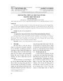 Một hướng tiếp cận thơ Nguyễn Du: Trường hợp thơ đi sứ