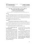 Ngữ liệu văn bản dạy học làm văn miêu tả qua hai cuốn sách giáo khoa