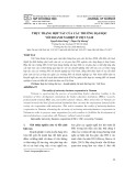 Thực trạng hợp tác của các trường đại học với doanh nghiệp ở Việt Nam