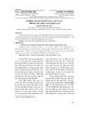 Rubric đánh giá kĩ năng lập luận thông qua bài văn nghị luận