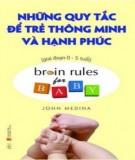 Ebook Những quy tắc để trẻ thông minh và hạnh phúc: Phần 1 - NXB Lao động xã hội
