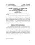 Tổng hợp và đánh giá thực nghiệm In Vitro vật liệu Hydroxyapatit trong môi trường giả dịch thể người SBF