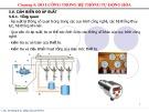 Bài giảng Hệ thống sản xuất (Phần 2) - Chương 5: Đo lường trong hệ thống tự động hóa (tt)