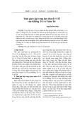 Tính giai cấp trong học thuyết về lễ của Khổng Tử và Tuân Tử