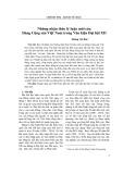 Những nhận thức lý luận mới của Đảng Cộng sản Việt Nam trong Văn kiện Đại hội XII