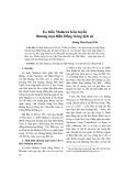 Eo biển Malacca trên tuyến thương mại Biển Đông trong lịch sử