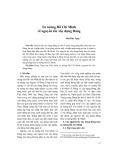 Tư tưởng Hồ Chí Minh về nguyên tắc xây dựng Đảng