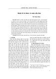 Kinh tế tri thức và toàn cầu hóa