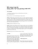 Biểu tượng trong thơ kháng chiến Việt Nam giai đoạn 1945-1975