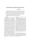 Thờ cúng tổ tiên của người Công giáo Việt Nam