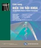 cẩm nang điều trị nội khoa: phần 1 - nxb Đại học huế