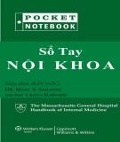 Ebook Sổ tay nội khoa: Phần 1