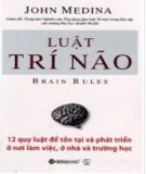Ebook Luật trí não: Phần 1 - NXB Thế giới