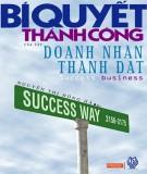 Ebook Bí quyết thành công của các doanh nhân thành đạt: Phần 2