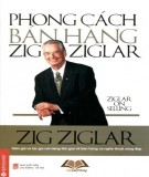 Ebook Phong cách bán hàng Zig Ziglar: Phần 1 - NXB Lao động xã hội