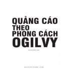 Ebook Quảng cáo theo phong cách Ogilvy: Phần 1 - NXB Lao động xã hội