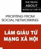 Ebook Những sự thật về làm giàu từ mạng xã hội: Phần 1