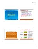 Bài giảng Chương 9: Văn hóa tổ chức  - TS. Phan Quốc Tấn