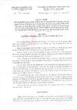 Quyết định số 538/QĐ - VHL