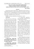 Dấu ấn văn hóa Việt Nam trong hình tượng nhân vật Quang Trung - Nguyễn Huệ