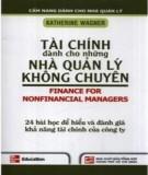 Ebook Tài chính dành cho những nhà quản lý không chuyên: Phần 2 - NXB Tổng hợp Thành phố Hồ Chí Minh