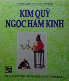 Ebook Kim quỹ ngọc hàm kinh: Phần 1 - NXB Thành phố Hồ Chí Minh
