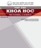 Các nhân tố ảnh hưởng đến việc áp dụng chuẩn mực kế toán trong các doanh nghiệp Việt Nam thông qua mô hình SEM
