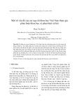 Một số vấn đề của các tạp chí khoa học Việt Nam tham gia phản biện khoa học và phản biện xã hội