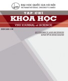 The Relation between Professional Ethics and Individual - Organizational Factors: A Study of Students' Perceptions in Ho Chi Minh City