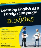 Ebook Learning English as a Foreign Language for dummies: Part 2