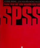 Ebook Phân tích dữ liệu nghiên cứu với SPSS (Tập 1): Phần 1 - NXB Hồng Đức