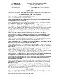 Quyết định số 464/QĐ-UBND tỉnh Tuyên Quang