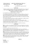 Quyết định số 61/2017/QĐ-UBND tỉnh Tuyên Quang