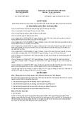 Quyết định số 42/2017/QĐ-UBND tỉnh Thái Nguyên