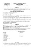 Quyết định số 43/2017/QĐ-UBND tỉnh Thái Nguyên